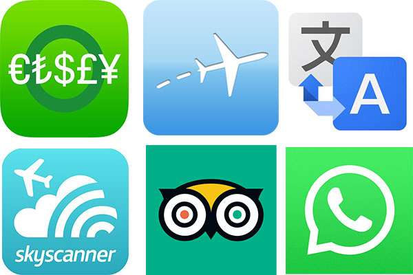 6 Free Travel Apps You Can't Live Without