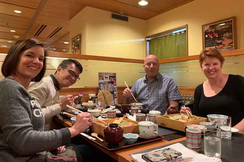Secret Food Tour of Tokyo